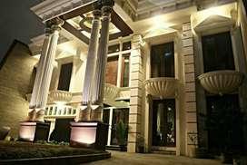 Rumah Mewah Siap pakai, Surabaya kota. jatim