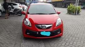 Dijual mobil BRIO  E CVT Matic type E LimiteD