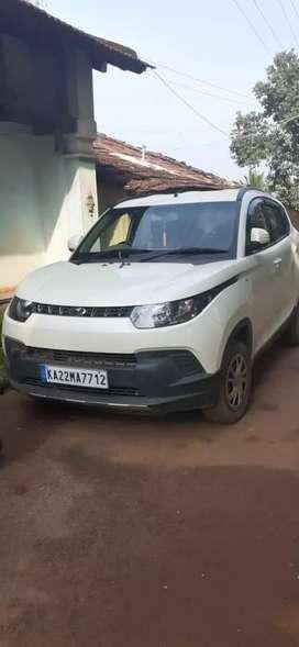 Mahindra kuv100 k6+ car for sale