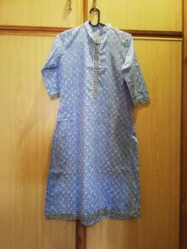 Nishat lawn single shirt