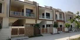 (GANGA NAGAR NEAR TO IIMT) 95 TO 100 YARD DESIGNER DUPLEX 40 TO 42 LAC