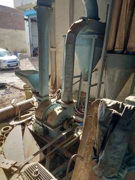 Pulverizer 20 grinding equipment.