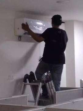 layanan jasa service cuci AC,perbaikan bongkar pasang