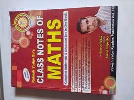 Rakesh yadav sir's latest class notes 2020 edition