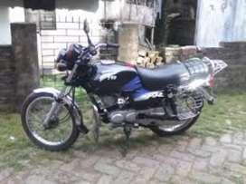 TVS Star 2005 Model Motorbike