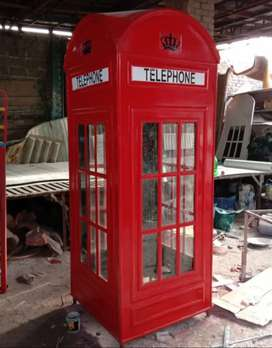 Phone booth cabin for sale size=3ft*3ft, Height=8ft
