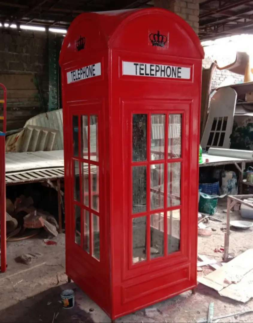 Phone booth cabin for sale size=3ft*3ft, Height=8ft 0