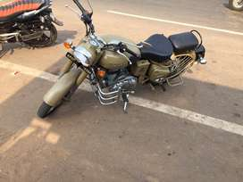Desert Storm 500cc.  Excellent working condition and good looking.