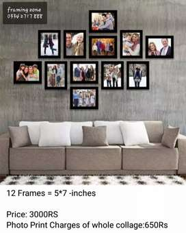 Photo frames available