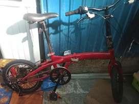 Sepeda lipat murah ja