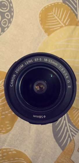 Canon EFS 18-55mm Original Lens
