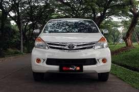 Toyota Avanza 1.3 G MT 2012 Putih
