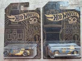 Hotwheels 2 item