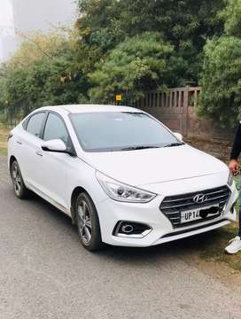 Hyundai Verna 2019 Petrol Well Maintained