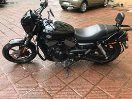 Harley Davidson best bike in good rate