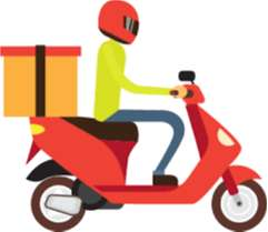 Work as a Food Delivery Executives