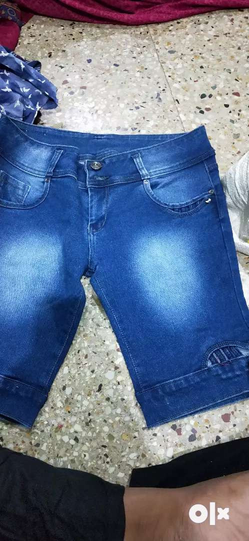 Girls Jeans short pants 0
