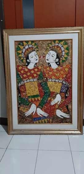 Lukisan Bali Orisinil