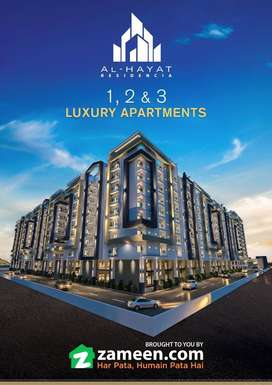 3 BED APARTMENT ON 4 YEARS EASY INSTALLMENT BOOKING ON 30%  D PAYMENT