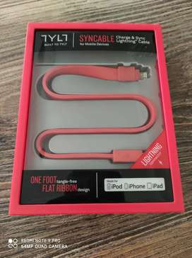 TYLT Charge & Sync Lightning Cable