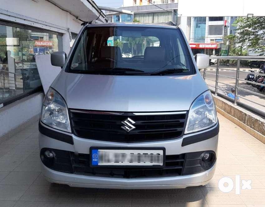 Maruti Suzuki Wagon R 1.0 VXi, 2012, Petrol 0