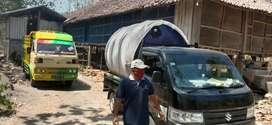 Tandon air 5000 liter toren 5000 tebal