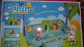 Mainan Fishing Batrai