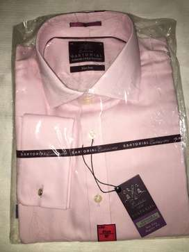 Luxury Shirt Marks & Spencer Original UK Imported - Size 16