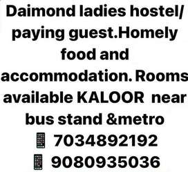 Ladies hostel kaloor/ paying guest