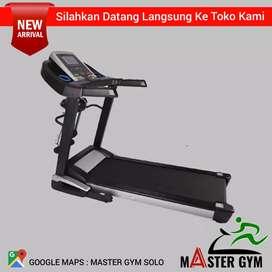 TREADMILL ELEKTRIK - Grosir Alat Fitness - Master Gym Store !! MG#9507