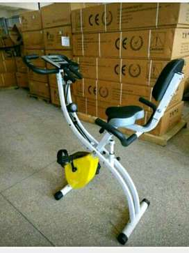 Ex-bike lipat +recumbent Tl-950 (Solo fitness center)TOKO ALAT FITNESS