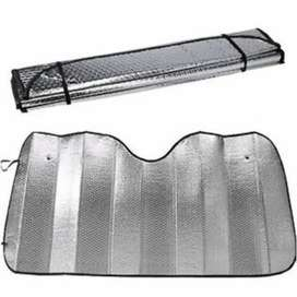 Pelindung kaca dari panas depan belakang