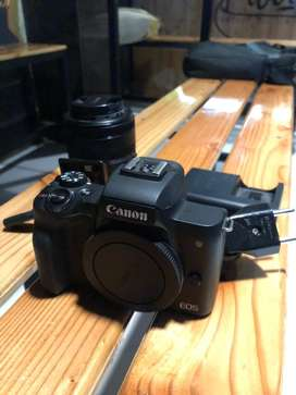 Canon M50 + fix 50mm