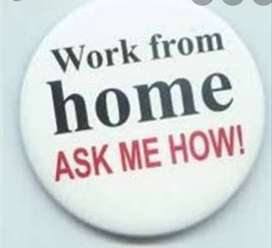 HOME BASED 100% GUARANTEED EARNING ONLINE JOBS FOR FREE