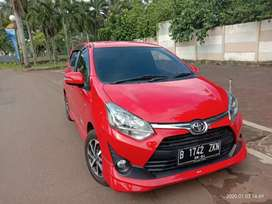 Toyota Agya G Trd 1.2 At 2019 Dp 5 Juta