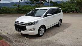 Jual Toyota Innova Reborn Q M/T bensin 2016 warna putih