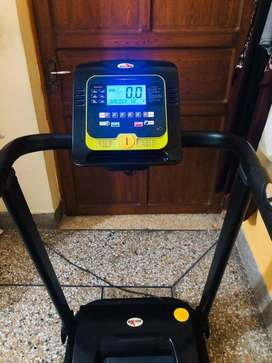 Treadmill (almost new) for sale