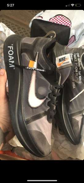 Offwhite zoomfly