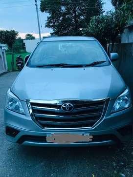 Toyota Innova 2012 Diesel 214000 Km Driven