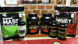 Whey Proteins And Weight Gainers
