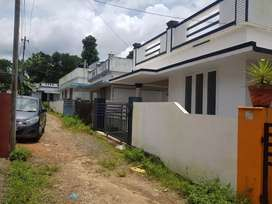 100% loan 3bed attached 900 sf house near Varapuzha Aluva road