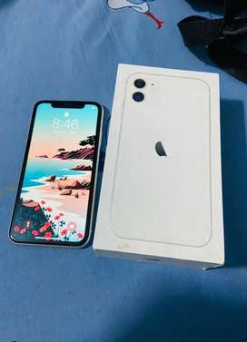 Iphone 11 64GB in best condition