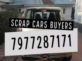 Zvgz^^ CARS SCRAP BUYERS OLD CARS BUYERS