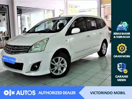 [OLX Autos] Nissan Grand Livina 2013 1.5 XV M/T Putih #Victorindo