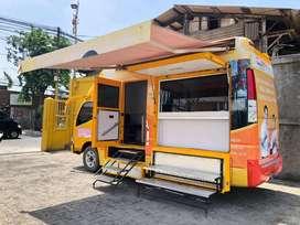 Mobil Bank - dilengkapi dengan sound system BMB, Aircons, Genset