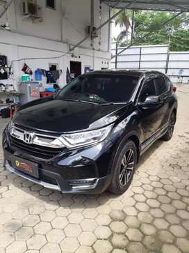 Honda CRV Turbo prestige A/T Tahun 2018