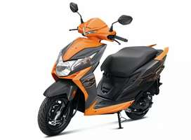 Honda Dio brand new pay Rs. 9999 valid for Chennai customer only
