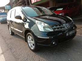 Nissan Grand Livina 1.5 XV Mt 2009 super istw