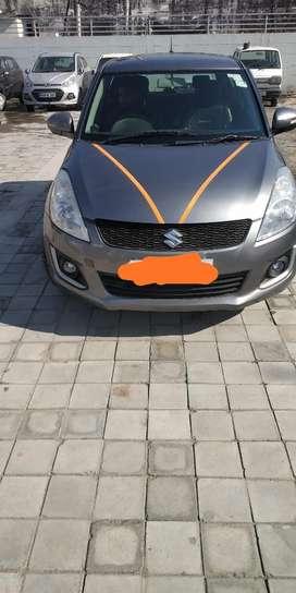 Maruti Suzuki Swift VDi, 2015, Diesel