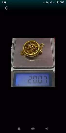 Nerima beli emas tanpa surat